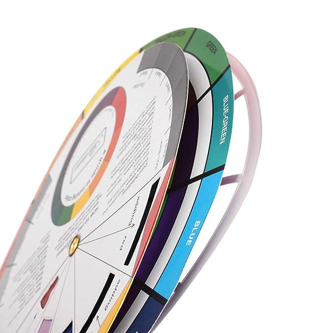 Amazon.com: UMFun - Pigmento profesional para uñas, 12 ...