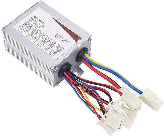 Regulador Cepillado 24V 500W del Motor, Caja de Control de ...