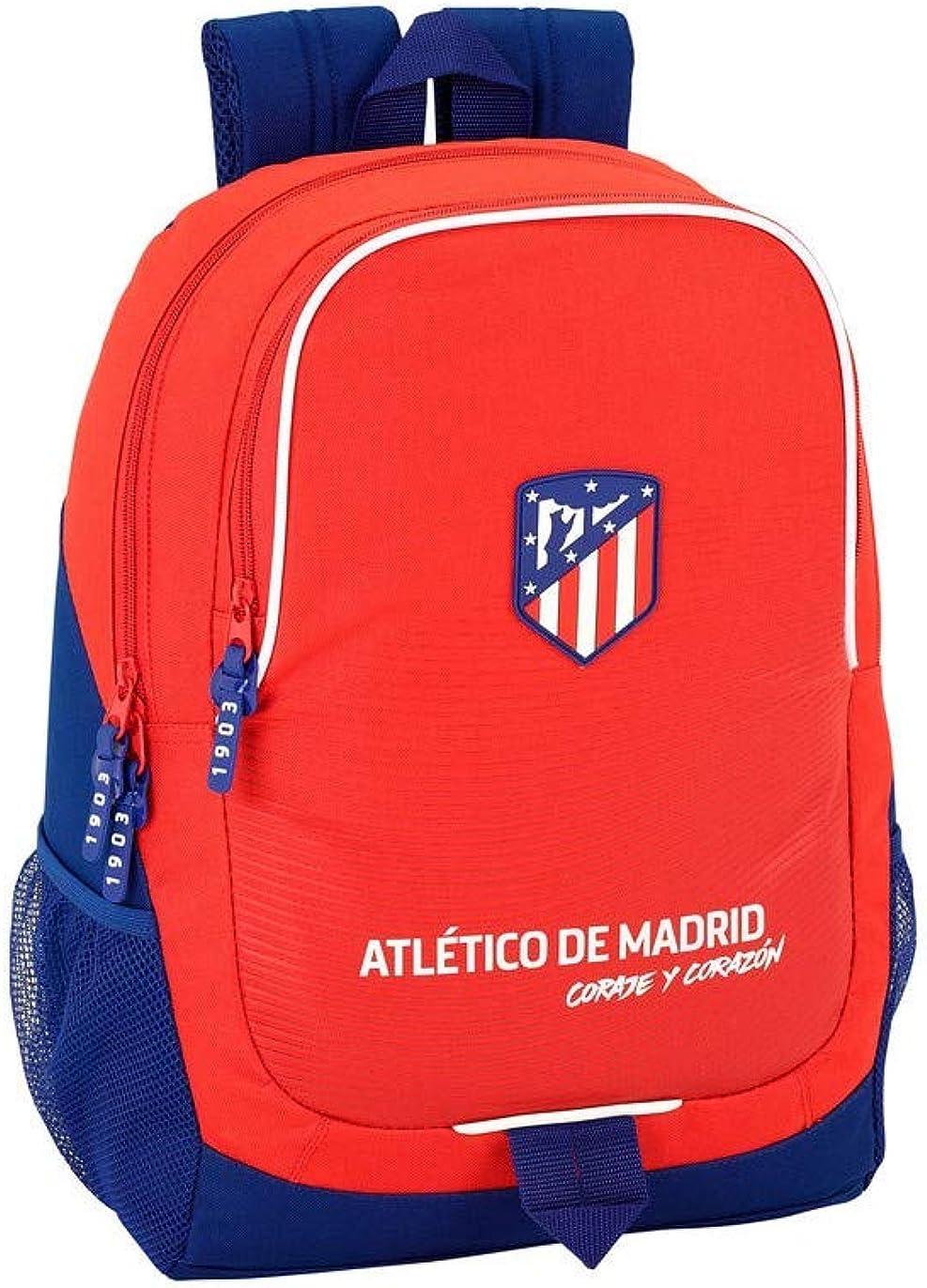 Safta Mochila Escolar Atlético De Madrid