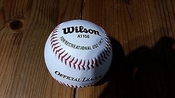 vasta selezione di ben noto massima qualità WILSON Official League Baseball Palle