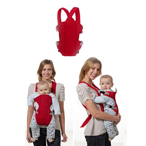 36b33d152cb Buy most popular breathable baby hip seat carrier   baby carrier wraps    multifunctional front and back baby carrier multi colors Online at Low  Prices in ...