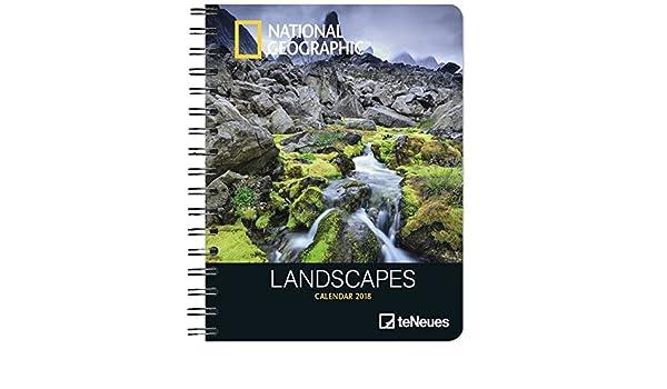 National Geographic Landscapes 2018 Buchkalender ...