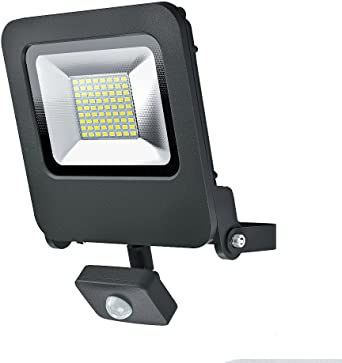 OSRAM ENDURA Proyector LED 50W con sensor 3000K: Amazon.es ...