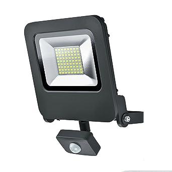 OSRAM ENDURA Proyector LED 50W con sensor 3000K: Amazon.es ...