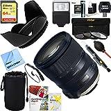 Tamron (AFA032N-700) SP 24-70mm f/2.8 Di VC USD G2 Lens for Nikon Mount + 64GB Ultimate Filter & Flash Photography Bundle