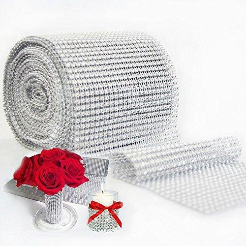 valer-30-feet-diamond-mesh-trim-bling-diamond-wrap-roll-tulle-crystal-ribbons-for-party-wedding-even