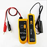 dBass NF-816 Underground Wire Locator Locate non-energized Cable Locating and Tracking Buried Wires Measuring Depth Tracking Behind Walls and Other