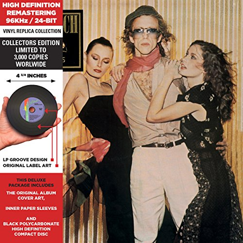 BOB WELCH - Three Hearts - Cardboard Sleeve - High-Definition Cd Deluxe Vinyl Replica - Zortam Music
