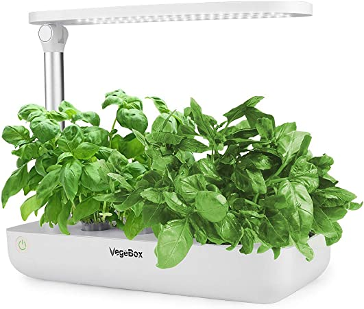 Amazon Com Hydroponics Growing System Kitchen Garden Smart Indoor Garden Hydroponic Support Indoor Grow Herb Garden Kit Indoor Grow Smart For Plant Built Your Indoor Garden Garden Outdoor