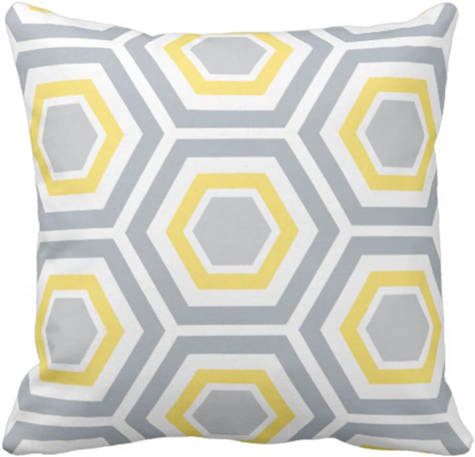 Emvency Throw Pillow Cover Modern