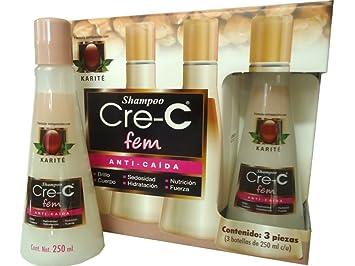 Cre-c Fem Shampoo Anticaida De Pelo 1 Bottle