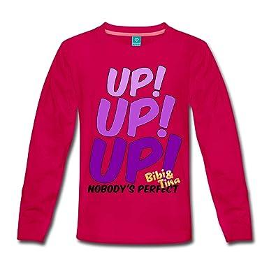 Spreadshirt Bibi Und Tina Star Edition Up Up Up Kinder Premium