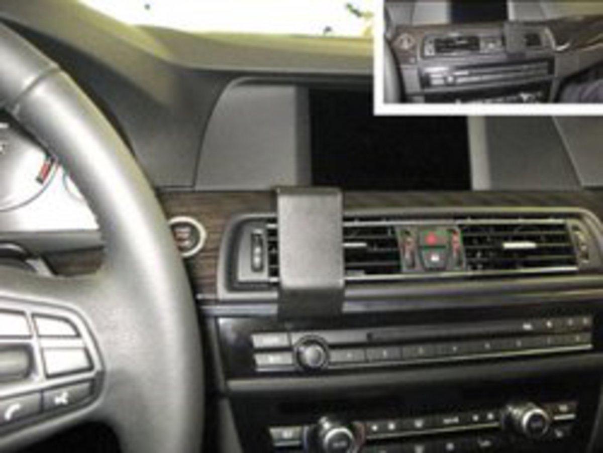 schwarz Brodit 854457 ProClip Kfz-Halterung f/ür 5er Serie F10 F11 10