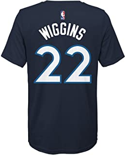 Andrew Wiggins #22 Minnesota Timberwolves Performance NBA Player Name and Number Jersey T-Shirt