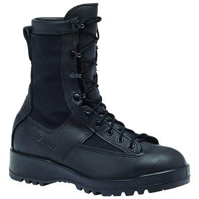 cc9ab183 Amazon.com: Belleville Men's Waterproof Duty Boot: Shoes
