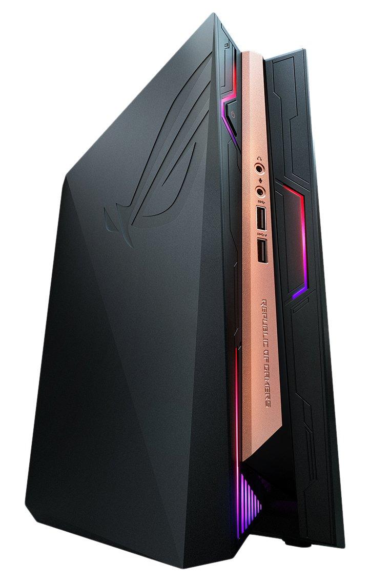 ASUS ROG GR8 II-T044Z 3GHz i5-7400 7ª generación de procesadores Intel Core i5 Negro PC - Ordenador de sobremesa (3 GHz, 7ª generación de procesadores Intel ...