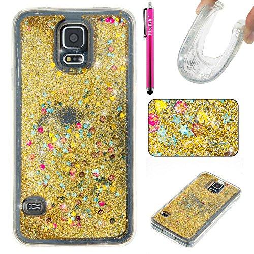 1 opinioni per Custodia Galaxy S5, Samsung Galaxy S5 Cover, Firefish Custodia in Silicone