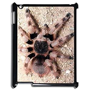 Animal Spider Customized Durable Hard Plastic Case Cover LUQ198059 For Ipad2,3,4