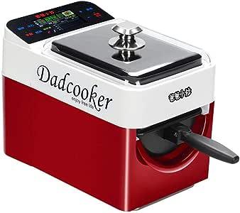 MOSHANG Hogar Fabricante de arroz Frito automático Olla programable, máquina de Cocina Inteligente, Robot de Cocina,máquina de cocción de Alimentos: Amazon.es
