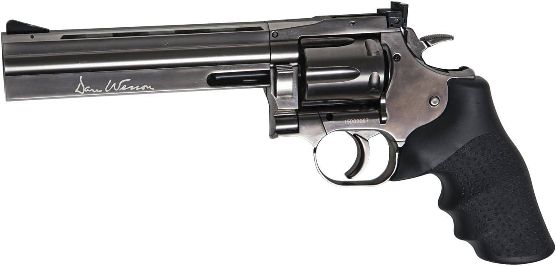 Asg Revolver Dan Wesson 715 6