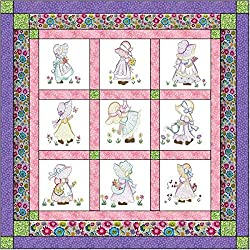 related image of Quilt Kit Sunbonnet Babies/Pre Cut Ready