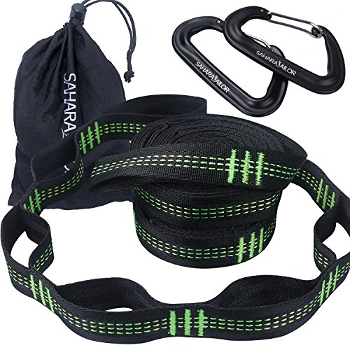 Sahara Sailor Non Stretch Suspension Carabiners product image