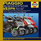 Piaggio and Vespa, 1991-2009, Matthew Coombs and Phil Mather, 1844258033