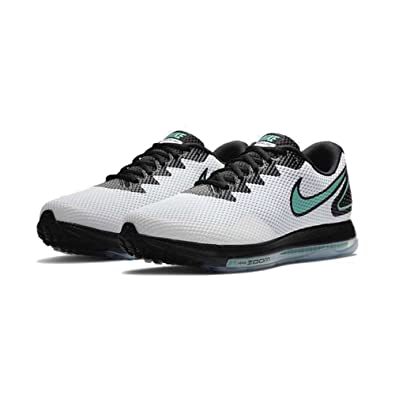 NIKE Zoom Low All Out Low Zoom 2 AJ0035 101 Hvid Clear Jade cd246a