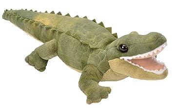 Wild Republic - CK Mini caimán/ cocodrilo de Peluche, 20 cm (19539)