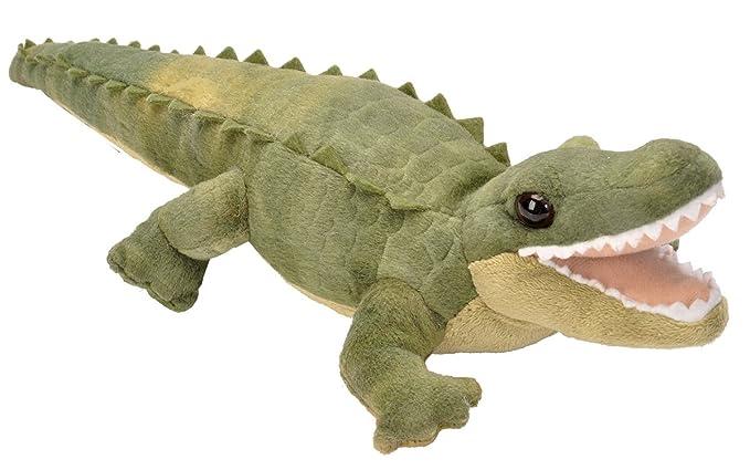69b319bc307 Wild Republic Alligator Plush Soft Toy