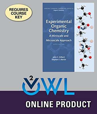 amazon com owlv2 with labskills 6 months instant access for gilbert rh amazon com Chemistry Chang 10th Organic Chemistry Biochemistry