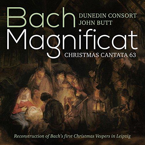 Magnificat in E-Flat Major, BWV 243a: I. Magnificat