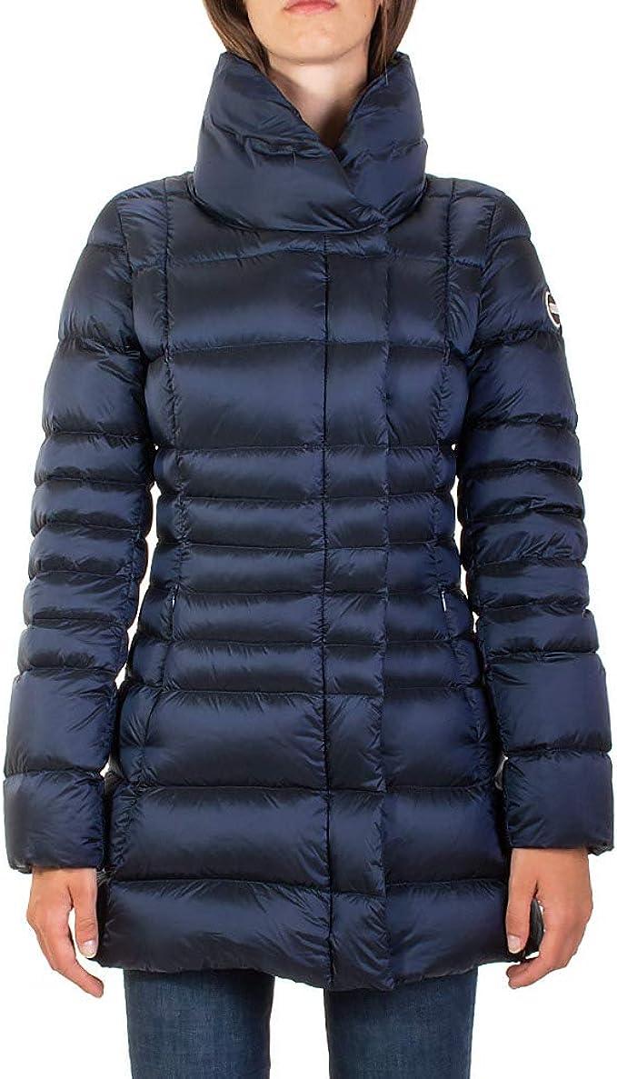 Colore Blu Modello 2271-7QD68 42 Colmar Piumino Donna Maxi Collo