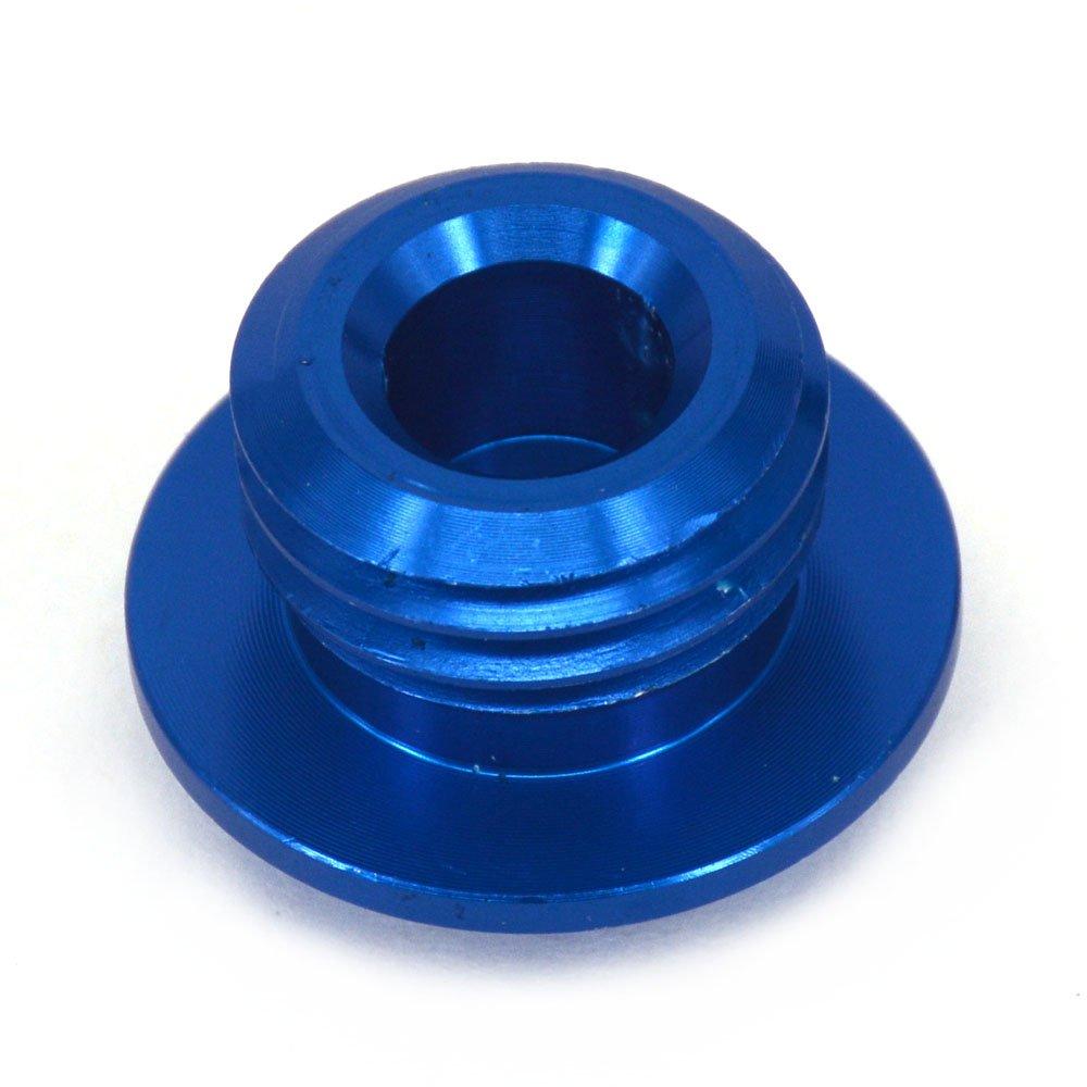 JFG RACING CNC Engine Oil Filter Plugs Bolts For Yamaha YZ80 YZ85 98-16 YZ125 97-16 YZ250 99-16 YZF250 01-16 YZF450 03-16 YZ250X 16 WR250F WR450F 03-15 WR250R 07-16 Serow225 99-04 KAWASAKI KLX250 93-16