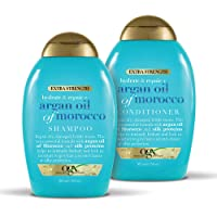 OGX Extra Strength Hydrate & Repair + Argan Oil of Morocco Shampoo & Conditioner...