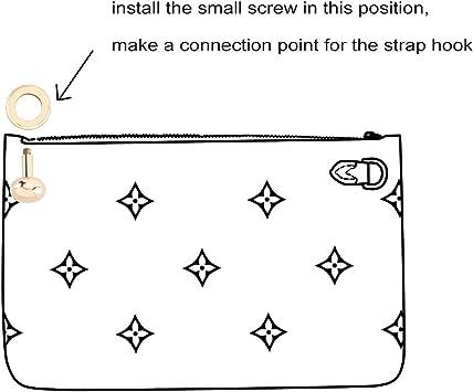 Cinturino di ricambio regolabile in pelle per Alma SP conciata al vegetale per borsa Vachetta Strap Width 1.2 screw