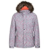O'Neill Crystal Jacket - Girls' Grey/White, 8