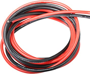 [DIAGRAM_0HG]  12 Gauge Silicone Wire 10 Feet - 12 AWG Silicone Wire - Flexible Silicone  Wire - Electrical Wires - Amazon.com | 10 Gauge Wiring Furnace |  | Amazon.com