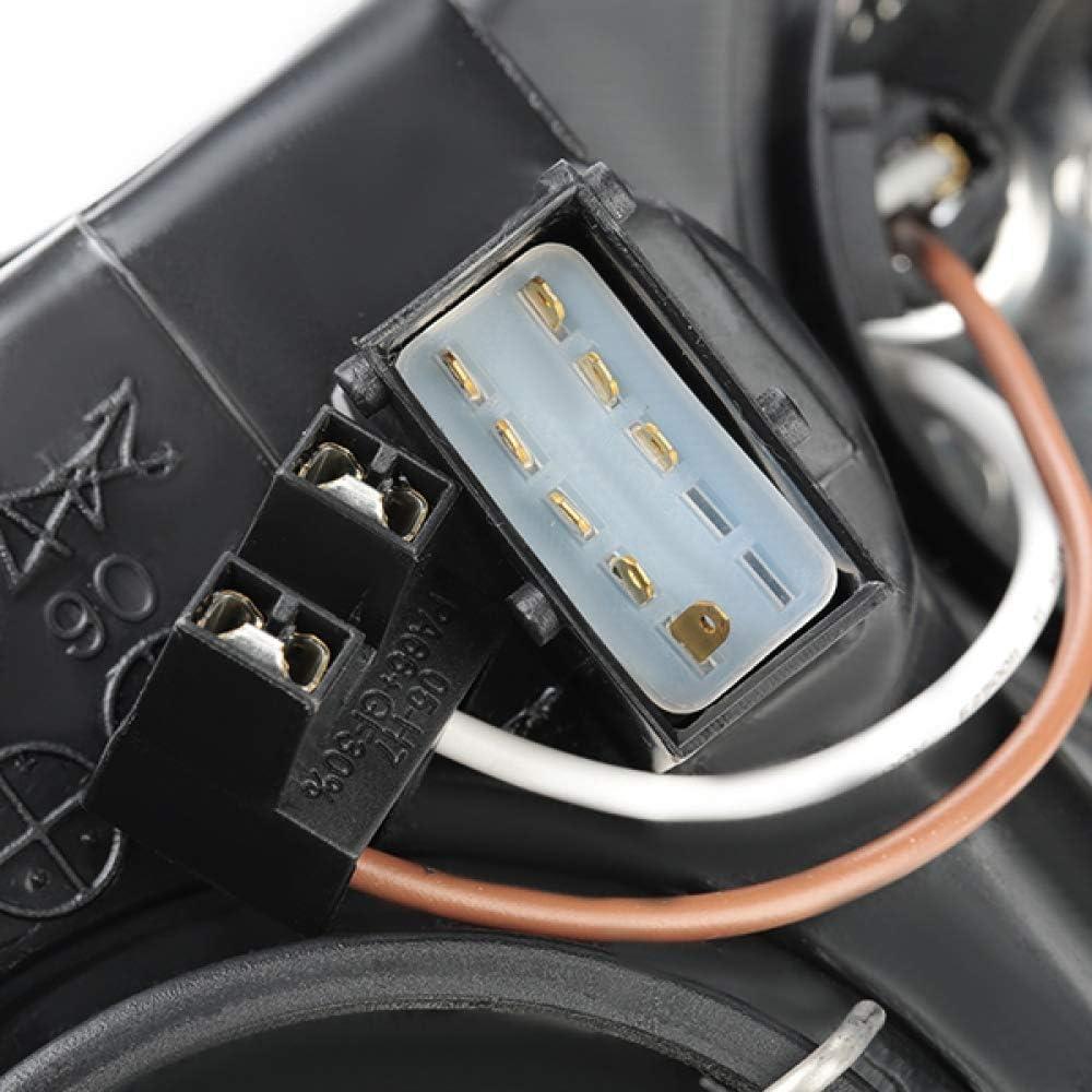 Van Wezel 3777962 Faros Delanteros para Autom/óviles transparente