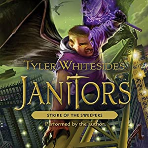Strike of the Sweepers Audiobook