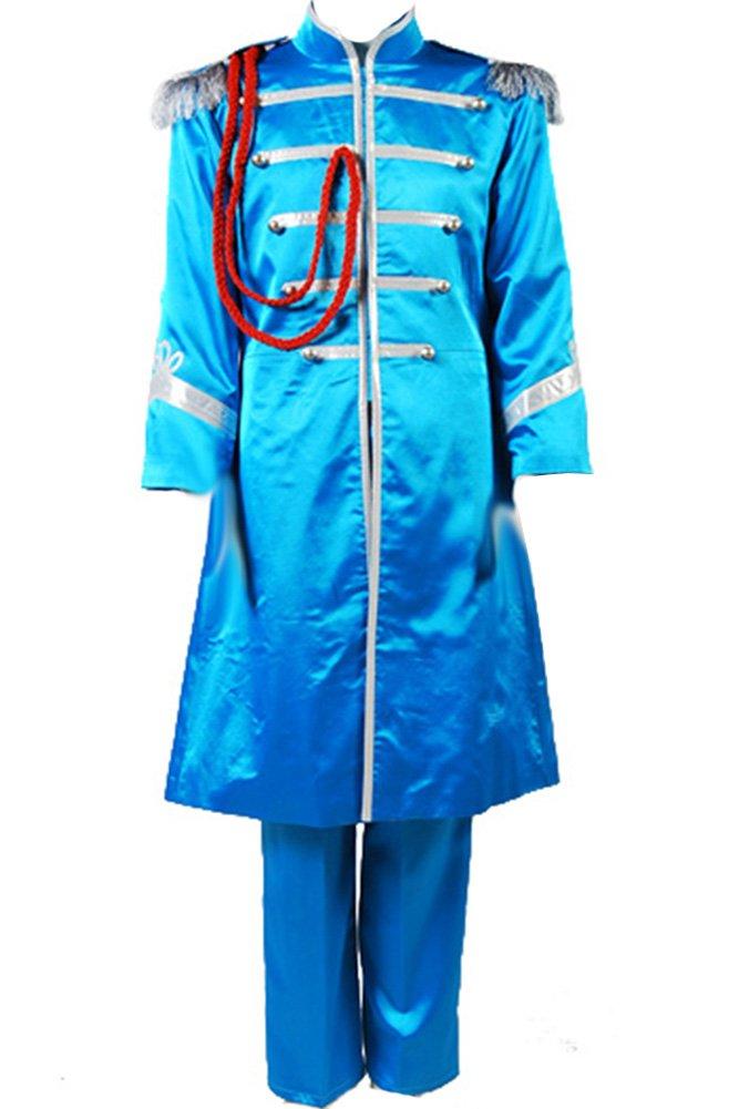 CosplaySky The Beatles Costume Sgt.Pepper's Lonely hearts Club Paul McCartney Cosplay Medium