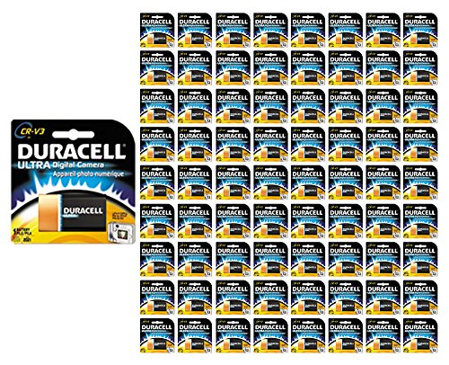 120x Duracell CR-V3 Battery Photo Lithium 3V LCRV3B ELCRV3 KCRV3 LB-01 FRESH by 21Supply