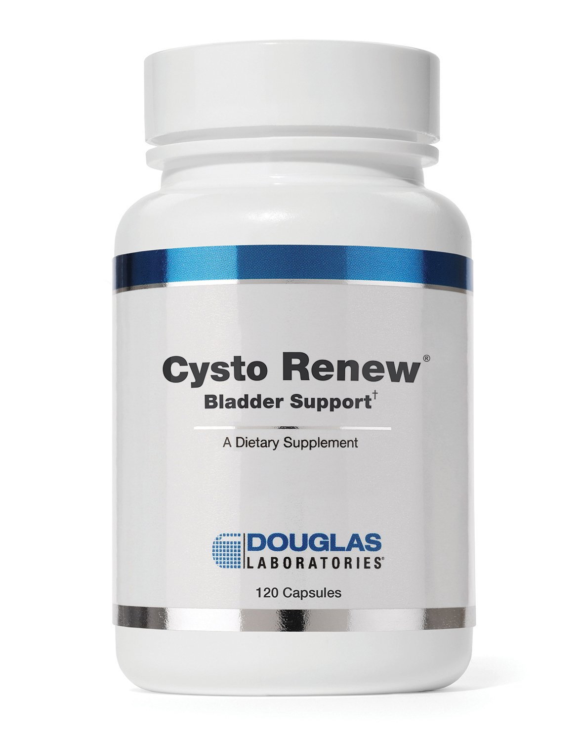 Douglas Laboratories - Cysto Renew - Supports a Calm and Healthy Functioning Bladder* - 120 Capsules