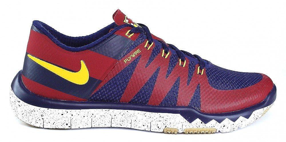 Nike Free FC Barcelona rot blau Trainer 5.0 V6: