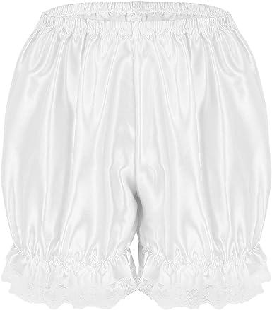 Alvivi Shorts Leggings Pantalones Cortos Algodon Mujer Verano ...