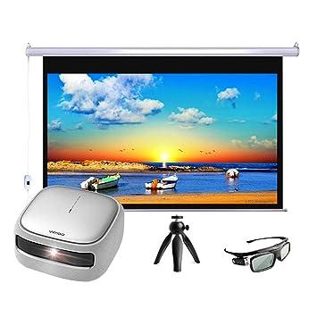 Sombra Proyector HD Compatible 1080p Teléfono Inteligente for el ...