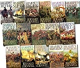 img - for Bernard Cornwell Sharpe's War Battle Collection 16 Books Set Pack RRP  111.84 (Waterloo, Siege, Regiment, Company, Battle, Fury, Escape, Gold, Eagle, Havoc, Rifles, Prey, Trafalgar, Fortress, Triumph, Tiger) (Sharpe's War Battle Collection) book / textbook / text book