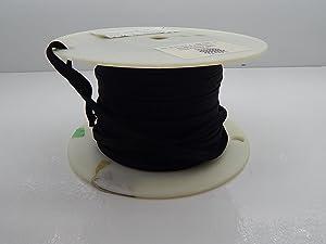Santa Fe Textiles 591-0298-003 Black Nylon Sleeving T87673