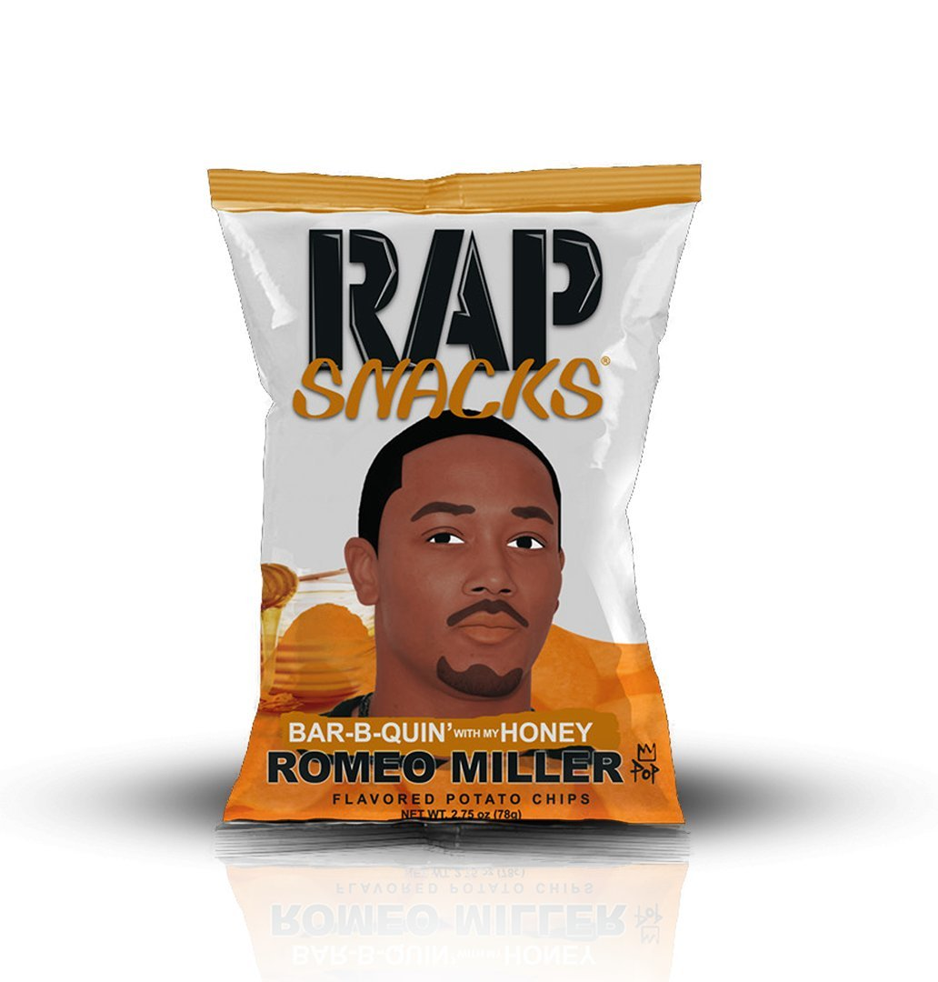 Amazon Com Rap Snacks Potato Chips Variety Pack Lil Boosie Fetty Wap Migos Romeo Miller Migos Popcorn 2 75 Oz Bags Pack Of 5