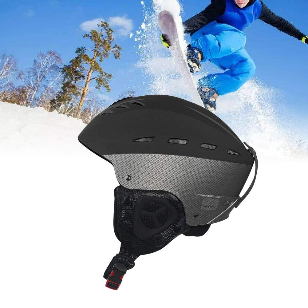 LIOOBO Casco de esqu/í Casco de Snowboard Hombres Mujeres Patinaje Patinaje Cascos de esqu/í